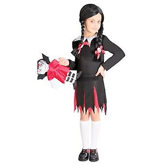 Guirca Teen Dead Child Costume Size 7-9 Years (Kostuums)