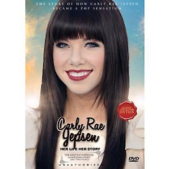 Hendes livshistorie [DVD] USA importerer