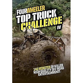 Four Wheeler Top Truck Challenge IV [DVD] USA import