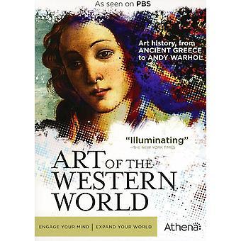 Art of the Western World [DVD] USA import