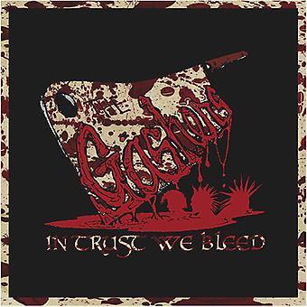 Gashers - i tillid vi bløder [Vinyl] USA import