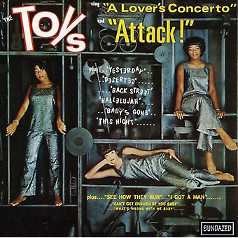 Leksaker - Lovers konsert [CD] USA import