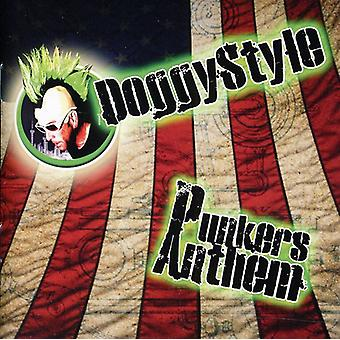 Doggy Style - Punker het volkslied [CD] USA import