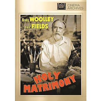 Holy Matrimony [DVD] USA import