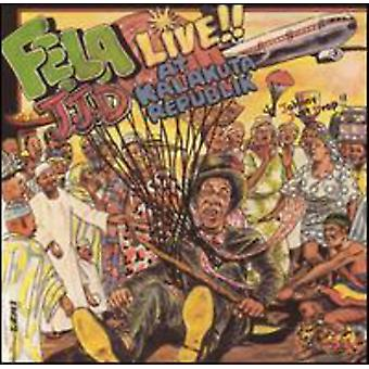 Fela Kuti - J.J.D./Unnecessary Begging [CD] USA import
