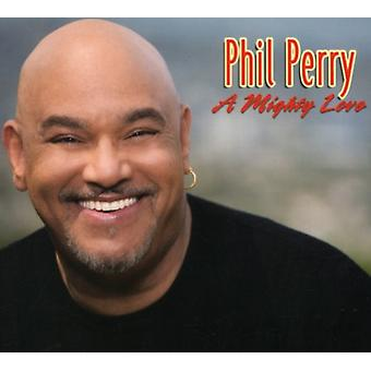 Phil Perry - Mighty Love [CD] USA import