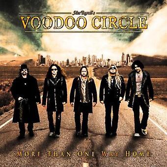 Voodoo Circle - importera mer än One Way Home [Vinyl] USA