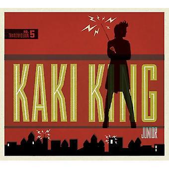 Kaki King - Junior [CD] USA import