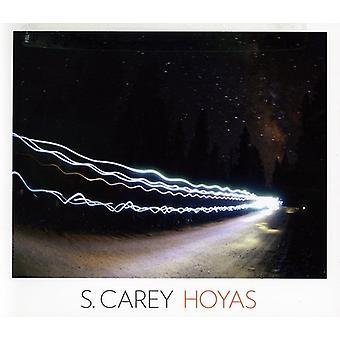 S. Carey - Hoyas [CD] USA importerer