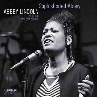 Abbey Lincoln - sofistikerede Abbey [CD] USA importerer