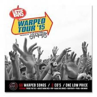 Artisti vari - 2015 Warped Tour Compilation [CD] USA importare