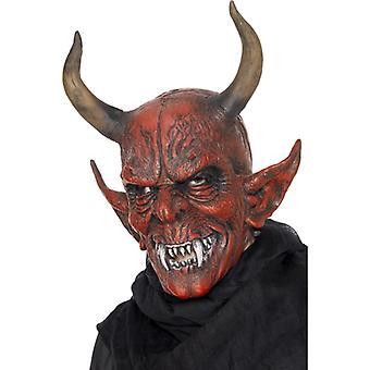 Diable Diable Satan Masque Halloween costume