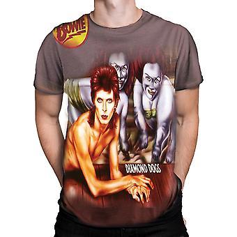 Diamond Dogs David Bowie Tshirt