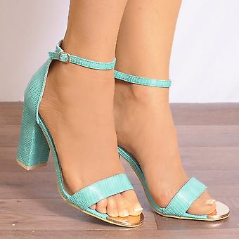 Koi Couture Ladies DB1 Jade High Heels