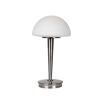 Lucide Wall Street Style Chrome bibliothèque Touch Lamp