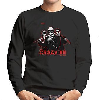 Slutte sig til banden skøre 88 Kill Bill mænds Sweatshirt