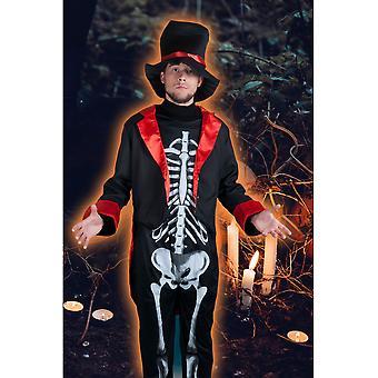 Men costumes Men Skeleton costume Mister skully