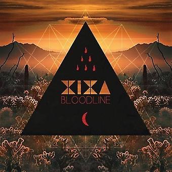 Xixa - afstamning [CD] USA importerer
