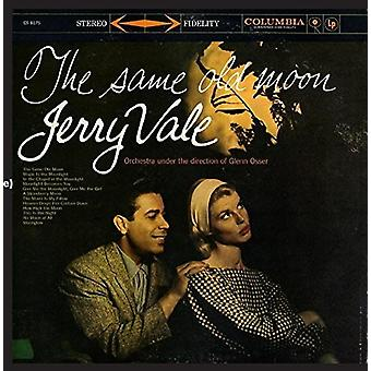 Jerry Vale - Same Old Moon [CD] USA import