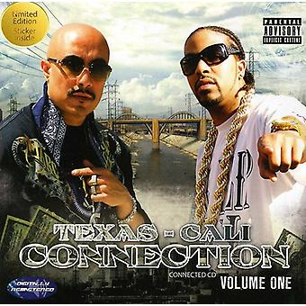 Texas-Cali slægtskab - Texas-Cali slægtskab: Vol. 1 [CD] USA import