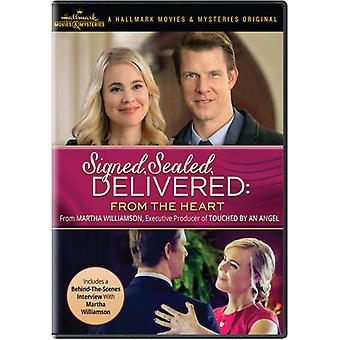 Signed Sealed Delivered: From the Heart [DVD] USA import