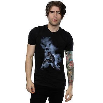 Marvel Men's Black Panther Smoke T-Shirt