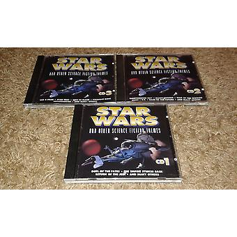 Star Wars og andre Science Fiction-tema (3 CD)