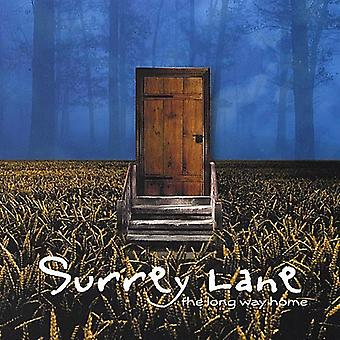 Surrey Lane - Long Way Home [CD] USA import