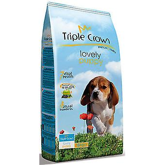 Triple Crown Lovely Puppy 15Kg (Dogs , Dog Food , Dry Food)
