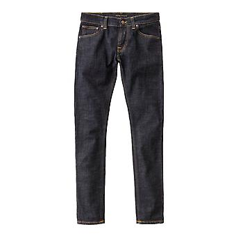 Nudie Jeans Co stramme Terry Skinny Fit Jeans (skyl Twill)