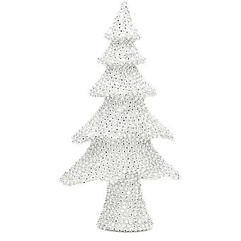 Christmas Shop Standing Sparkling Table Top Tree