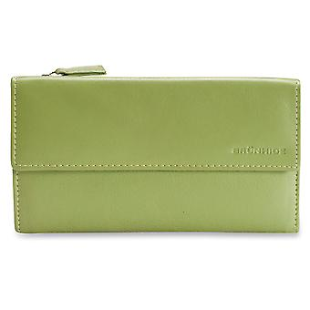 Brunhide Ladies Large Real Leather Purse Wallet Matinee Genuine Womens 208-300