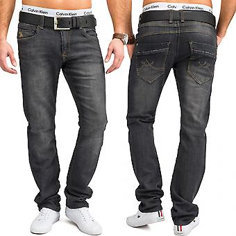New men's jeans pants Jogg denim stretch JoggJeans full Flex