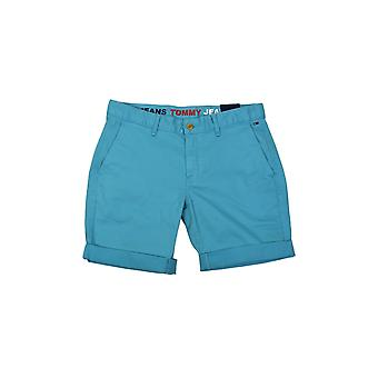 Tommy Jeans Basic Chino Shorts (Maui Blue)