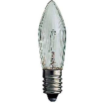 Konstsmide 1051-030 Spare bulbs 3 pc(s) E10 55 V Clear