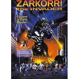 Zarkorr! the Invader [DVD] USA import