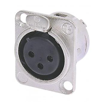 Neutrik Stecker XLR Female Metall