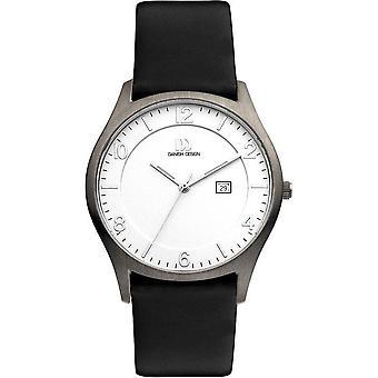 Danish Design Herrenuhr Titan Uhren IQ12Q956