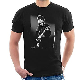 Johnny Thunders And The Heartbreakers Headscarf 1984 Men's T-Shirt