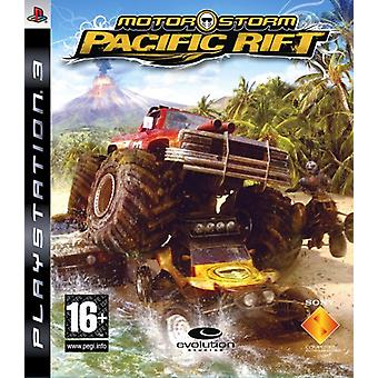 Motorstorm Pacific Rift (PS3) - Factory Sealed