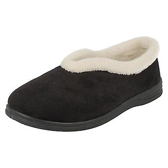 Ladies Sandpiper Warmlined Slippers Ingrid