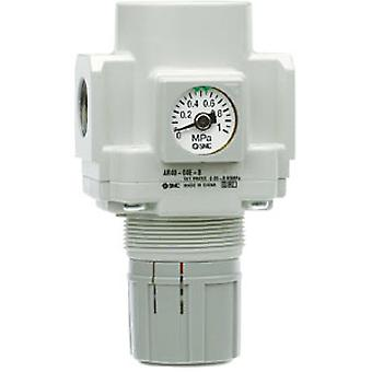 SMC G 3/8 Air Regulator 20L/Min, 0.05 To 0.85Mpa