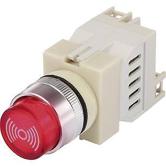 1282859 de componentes de TRU alarma sonda nivel sonoro: 75 dB voltaje: 12 V intervalo sonda 1 PC