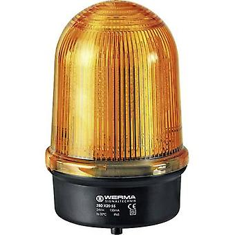Light Werma Signaltechnik 280.360.55 Yellow