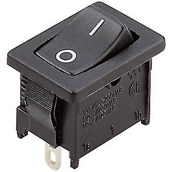Toggle switch A12131121000 250 V AC 10 A 1 x Off/On latch 1 pc(s)