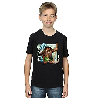Disney Boys Moana Maui T-Shirt