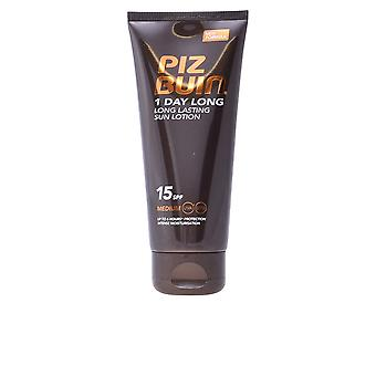 Piz Buin 1 Day Long Sun Lotion Spf15 100ml Unisex New Sealed Boxed