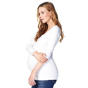 Noppies 66124 Women's Amsterdam Maternity Long Sleeve Top