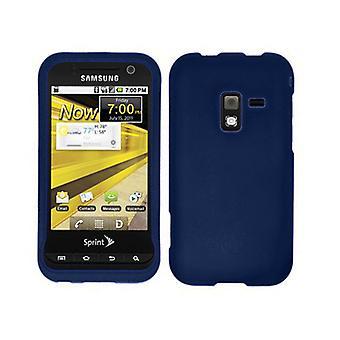 Unbegrenzte zellulären gummierte Snap-On Cover für Samsung erobern 4G SPG-D600 (Blu