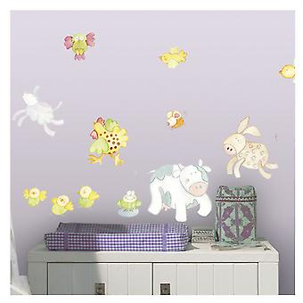 Homedecor-LineKids décorations animaux ferme